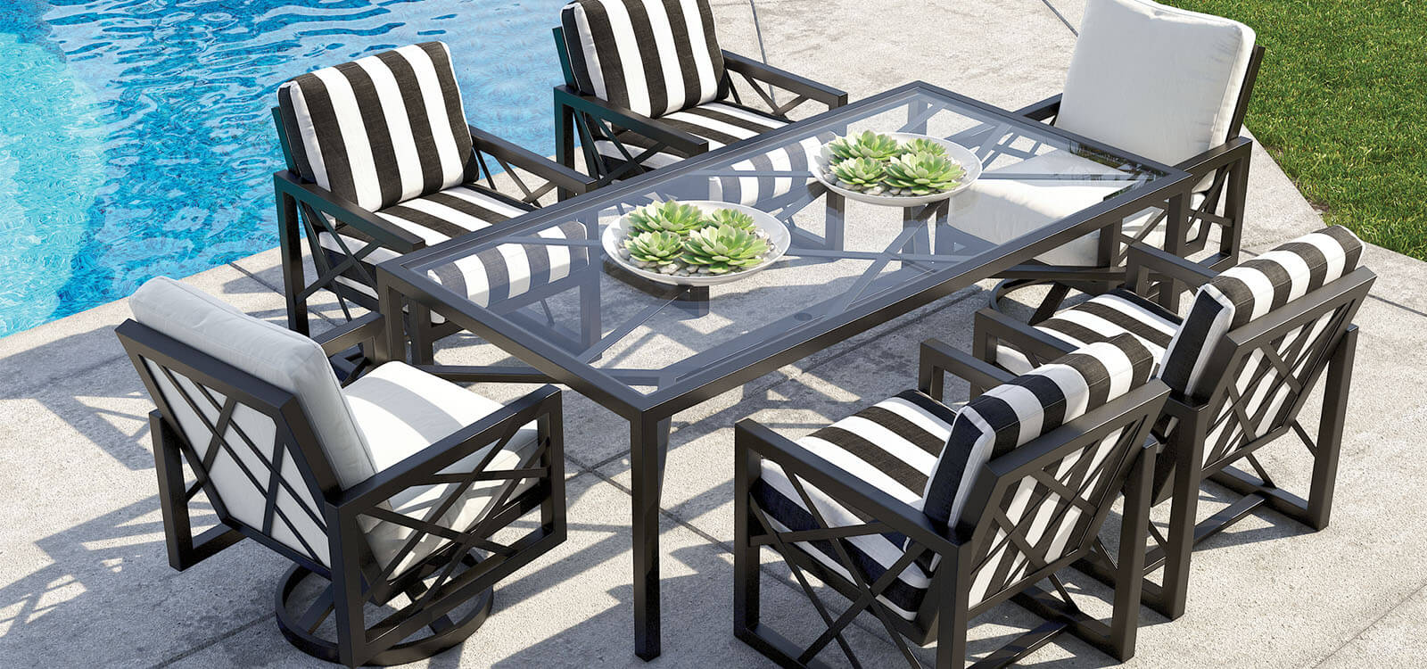Patio & Outdoor Furniture in Jupiter, FL - Casual Living ... on Porch & Patio Casual Living id=58875